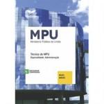 Apostila Técnico MPU 2018 - Especialidade Administração