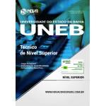 Apostila UNEB - BA 2017 - Técnico de Nível Superior
