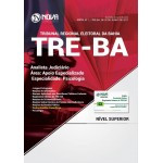 Apostila TRE-BA 2017 - Analista Judiciário – Área: Apoio Especializado – Especialidade: Psicologia