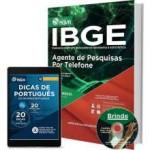 Apostila IBGE 2016 - Agente de Pesquisas por Telefone