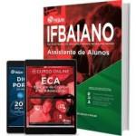 Apostila IFBAIANO BA 2016 - Assistente de Alunos