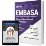 EMBASA - BA Técnico Operacional (Edificações)