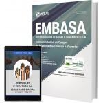 Apostila EMBASA - BA 2017 ; Cargos de Nível Médio/Técnico e Superior