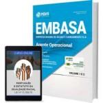 Apostila EMBASA - BA 2017; Agente Operacional