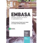 Apostila Embasa 2017 - Conhecimentos Gerais para cargos de Nível Superior