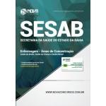 Apostila SESAB - BA 2018 - Enfermagem - Áreas de concentração