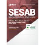 Apostila SESAB-BA 2018 - Nutrição - Áreas de Concentração