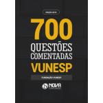 Livro de Questões Comentadas VUNESP 2018