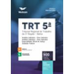 Apostila TRT 5 - BA - Analista Judiciário - Área Judiciaria 2018